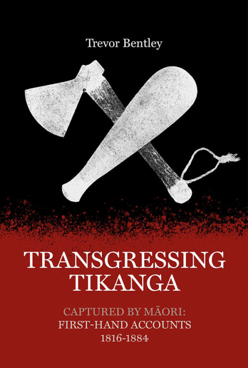 Transgressing Tikanga cover image