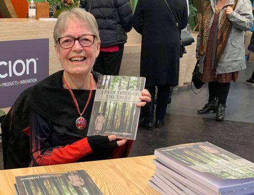 "News – Book Launch ""A Path through the Trees"""